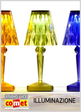Illuminazione interno ed esterno