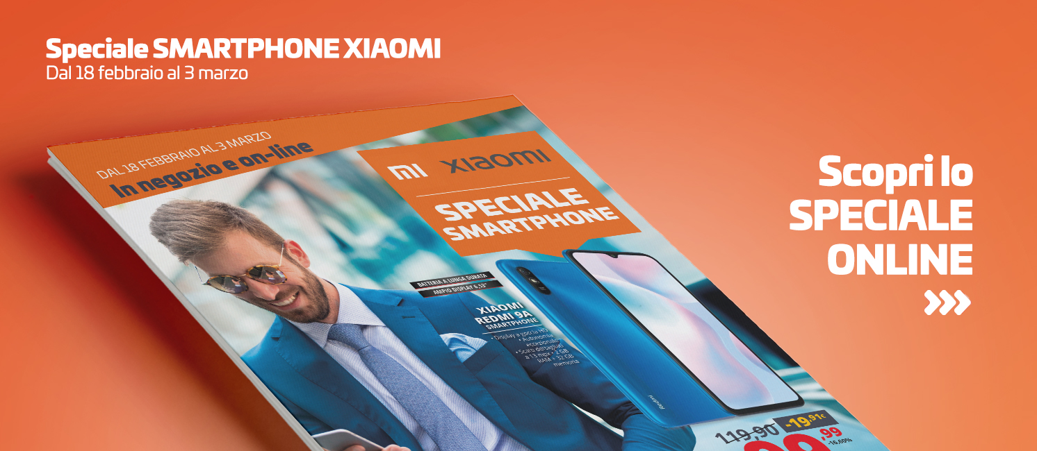 Promozione Folder Speciale Xiaomi