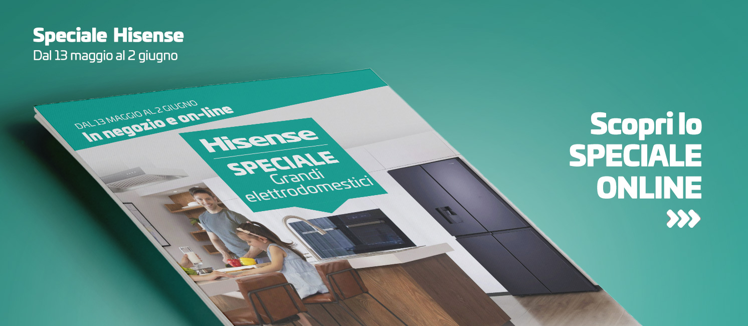 Promozione Grandi Elettrodomestici: Speciale Grandi Elettrodomestici