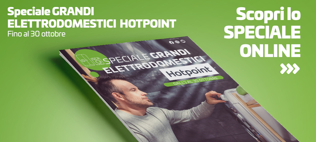 Promozione Speciale Hotpoint