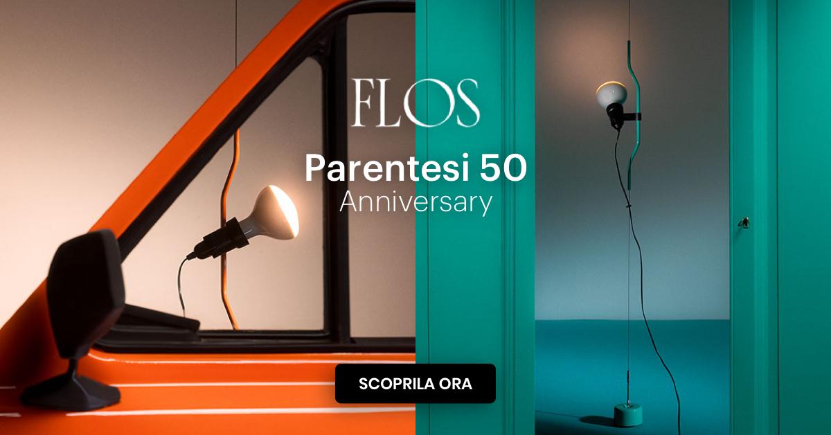 Promozione Illuminazione: Flos 50 Anniversary