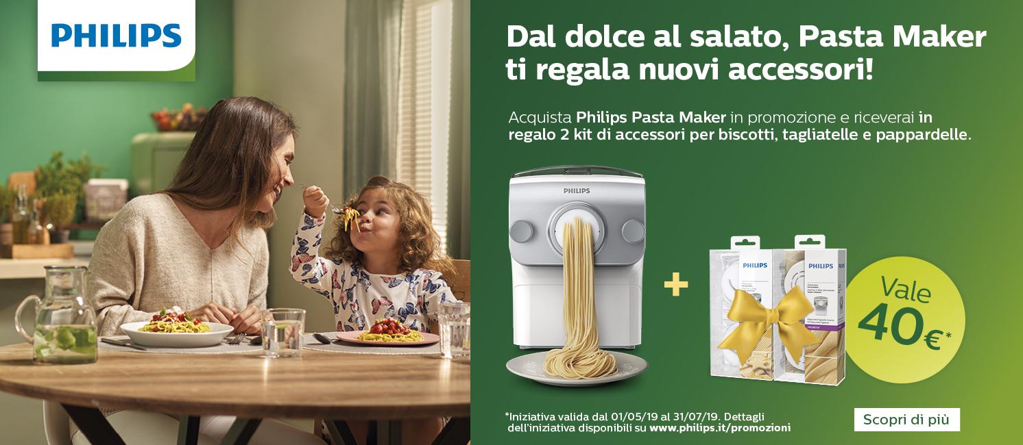 Promozione Pasta Maker