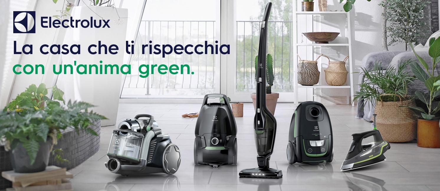 Promozione Electrolux Green